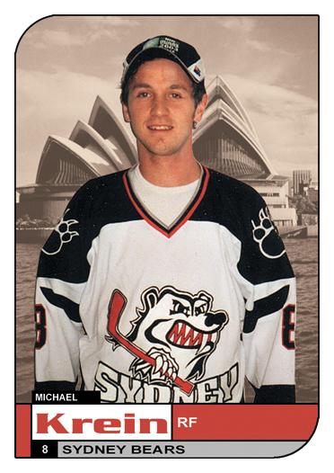 Michael Krein, Sydney Bears