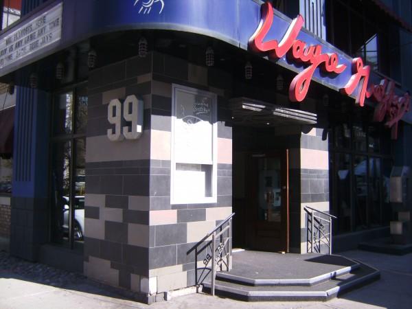 Wayne Gretzky's Restaurant am 99 Blue Jays Way in Toronto. (Foto: eishockeyblog.ch)