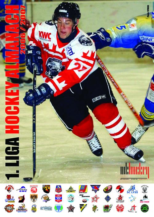 1. Liga Hockey Almanach 2006-2007