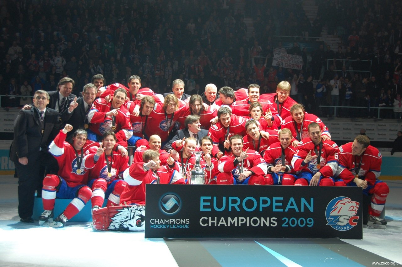 Champions-Hockey-League-Sieger 2009: ZSC Lions