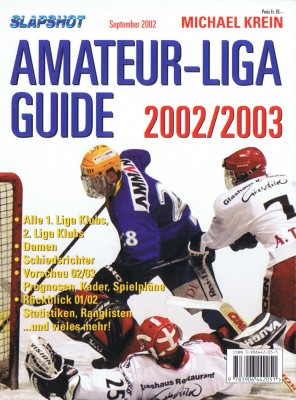 Amatuer-Liga-Guide 2002-03