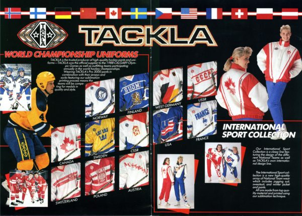 Tackla Catalogue 1988 (Bild: Rob Yasinsac)